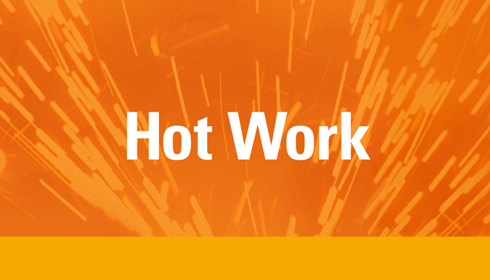 Application Hot Work Permit